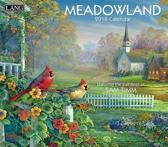 Meadowland 2018 Wall Calendar