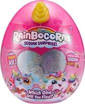 Rainbocorns Aap - Knuffeldier met glitterpailletten