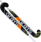 Grays GR5000 Ultrabow Hockeystick - Sticks  - zwart - 36.5