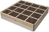 Talen Tools Luxe vierkante meter tuin - 100x100 cm