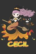 Cecil: Cecil Halloween Beautiful Mermaid Witch Want To Create An Emotional Moment For Cecil?, Show Cecil You Care With This P