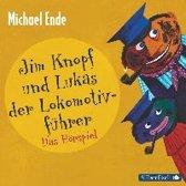 Jim Knopf und Lukas der Lokomotivführer - Das Hörspiel