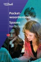 Van Dale Pocket woordenboek Spaans-Nederlands