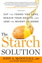 Boek cover The Starch Solution van Mary A. Mcdougall (Paperback)