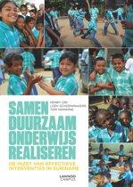 Samen duurzaam onderwijs realiseren