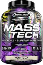 Muscletech Mass-Tech - 3200 gram - Vanilla
