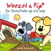 Omslag van 'Woezel & Pip -  De Tovertuin op z'n kop'