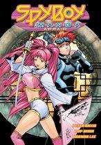 SpyBoy Volume 6: The M.A.N.G.A. Affair