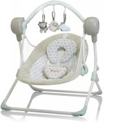 Baby Swing Baninni Stellino Mint Breeze