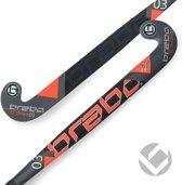 Brabo HockeystickKinderen - zwart/oranje