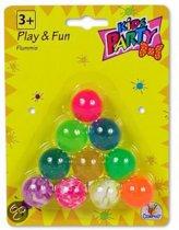 Play & Fun Stuiterballen '14 Stuks'