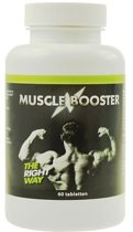Muscle Booster - 60 capsules - Voedingssupplement