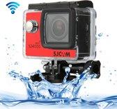 SJCAM SJ4000 WiFi Full HD 1080P 12MP duiken fiets Camera 30m waterdicht Car DVR actiesporten DV met waterdichte Case(Red)