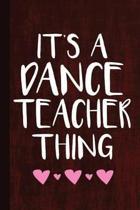 It's a Dance Teacher Thing