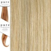 Pure Clip in Remy Hair Extentions 45 cm Colour P24/SB