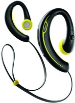 Jabra Sport+ Wireless - In-ear oordopjes met Bluetooth (Apple Editie) - Zwart