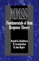 Fundamentals of Item Response Theory