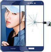 Let op type!! MOFI Huawei Honor 8 jeugd Editon 0.3mm 9H hardheid 2.5D Explosieveilig volledig scherm getemperd glas scherm Film(Blue)