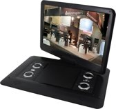 "Soundmaster PDB1550SW Portable DVD speler met DVB-T2 HD-tuner 15,6"" TFT-LCD scherm"