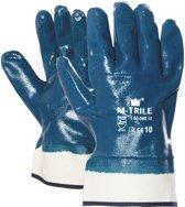 NBR M-Trile 50-040 Handschoen 10