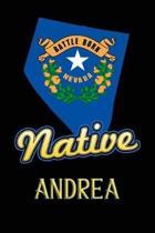 Nevada Native Andrea