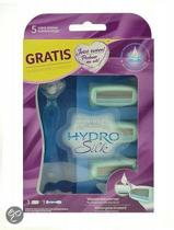 Wilkinson Hydro Silk Free Razor 3 St