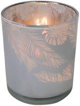 Waxinelichthouder Jungle Melkwit (10 x 8,8 cm)