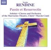 Rendine: Passio Et Resurrectio