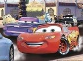 Ravensburger Cars Gillende Banden - Puzzel 100 stukjes