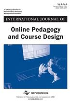 International Journal of Online Pedagogy and Course Design, Vol 1 ISS 1