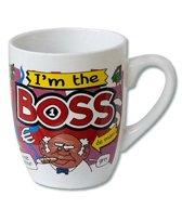 Cartoonmok Boss - Baas