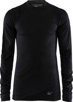 Craft Merino Lightweight Cn Ls Thermoshirt Heren - Black - Maat XL