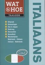 Wat & Hoe taalgids - Italiaans