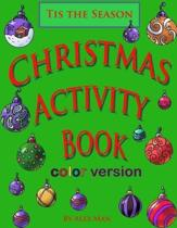 Christmas Activity Book- Color Version
