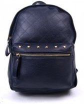 Nicole Brown Kleine Rugzak Rugtas Fashion Tas Navy