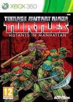 TMNT: Mutans in Manhattan - Xbox 360