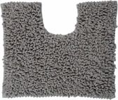 Sealskin Twist - Toiletmat - 45x50 cm - Grijs