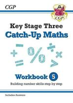 New KS3 Maths Catch-Up Workbook 5 (with Answers)
