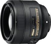 Nikon AF-S NIKKOR 85mm - f/1.8G - Lens met vast brandpunt