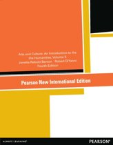 Arts and Culture: Pearson  International Edition