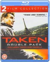 Taken / Taken 2 Double Pack (Import)[Blu-ray]