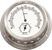 Talamex serie 125 RVS / Thermo-hygrometer