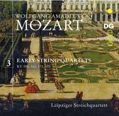 Mozart: Early String Quartets, Vol. 3