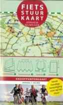 Fietsstuurkaart regio Arnhem