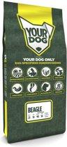Yourdog Beagle Volwassen - 12 KG