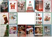 Kerstkaarten - Set van 16
