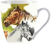 Horka Paarden mok - beker