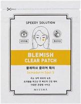Missha Speedy Solution Blemish Clear Patch