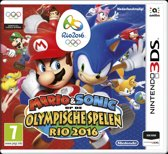 Mario & Sonic at the Rio 2016 Olympics Games /3DS
