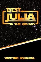 Best Julia in the Galaxy Writing Journal